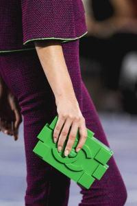 Chanel Lego bag lover!
