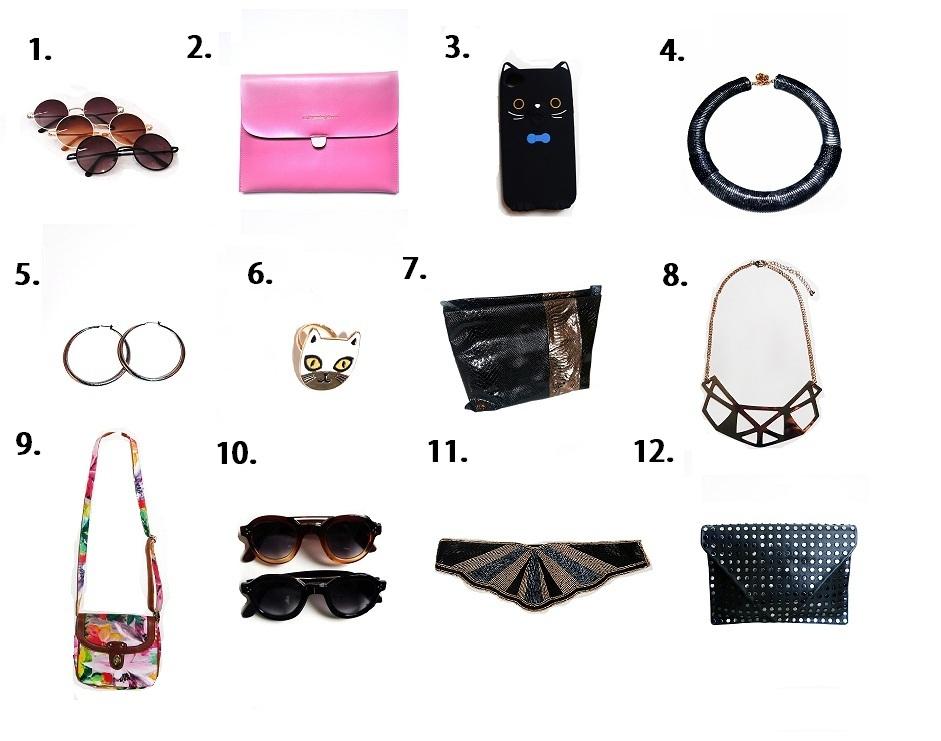 Accessori, accessori, accessori!!!