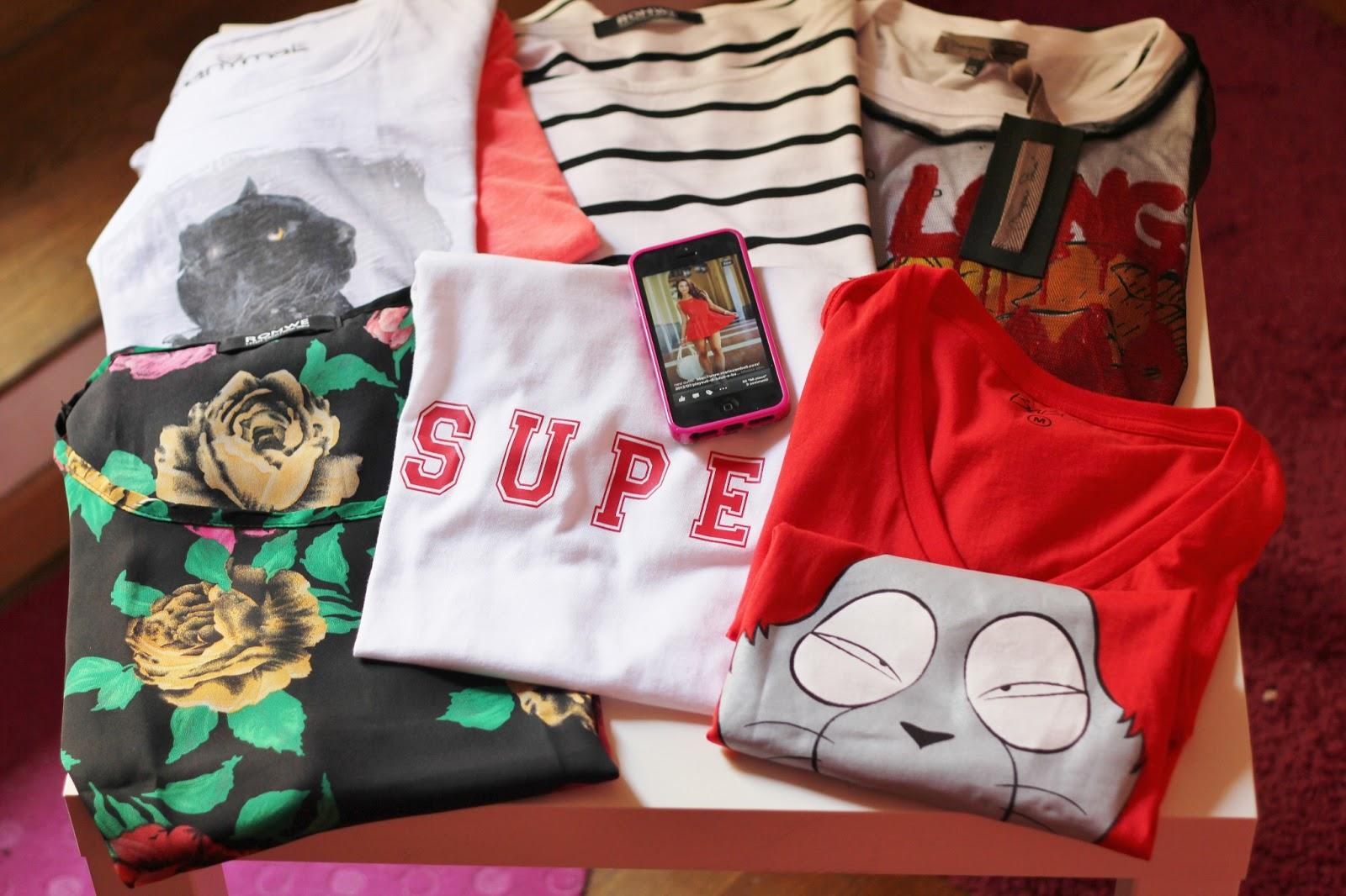Let's Shirt again! ( Shirts di questo mese)